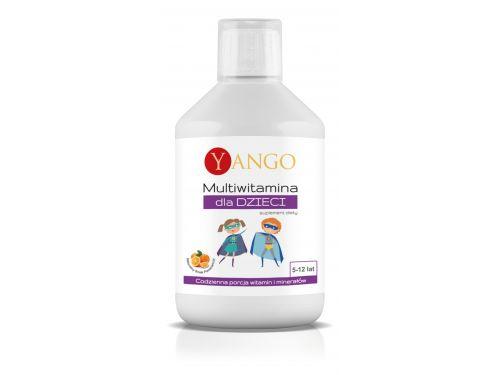 Multiwitamina dla dzieci - 500 ml