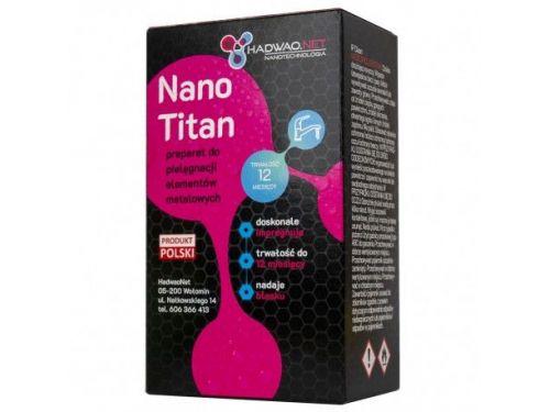 Nano Titan - Zabezpieczenie elementów metalowych