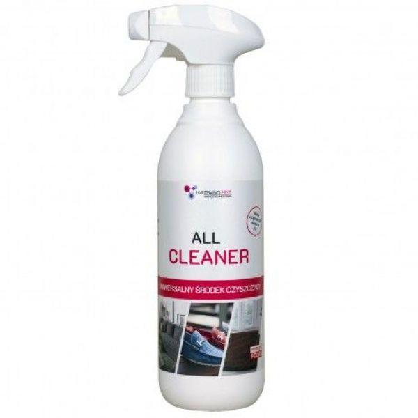 All Cleaner - Czyści tapicerkę, gumy i plastiki, 500 ml