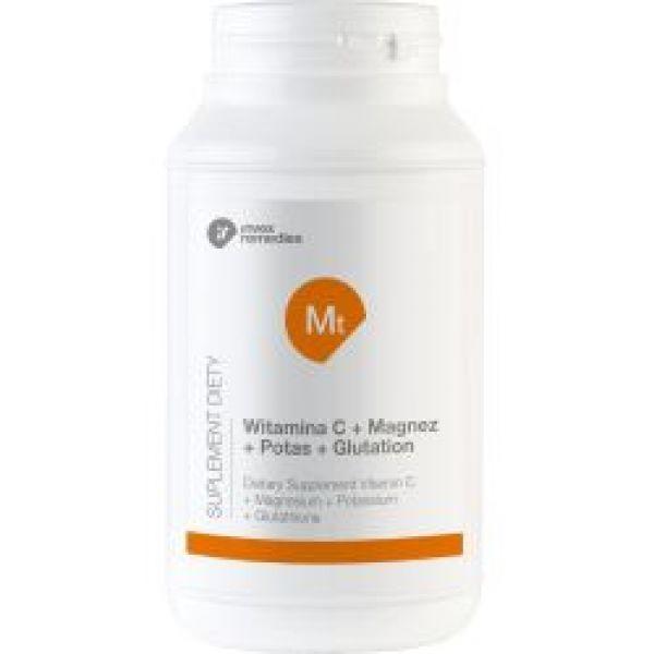 Witamina C+ Magnez+ Potas+ Glutation Mt